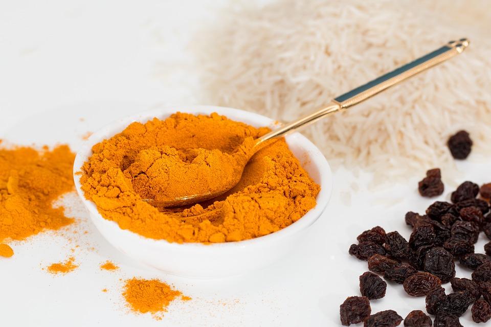 curry-curcuma